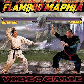 Flaminio Maphia - Videogame (CD) - USED