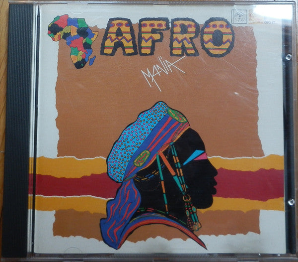Various - Afro Mania (CD, Comp) - USED