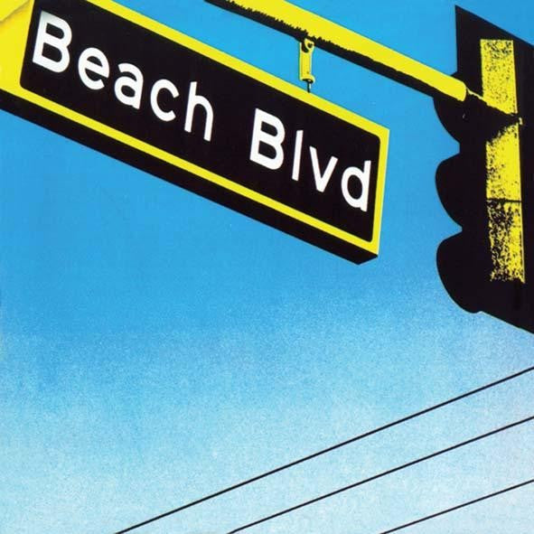 Various - Beach Blvd (CD, Comp, RE, Dig) - NEW