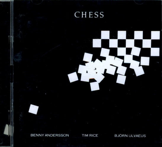 Benny Andersson, Tim Rice, Björn Ulvaeus - Chess (2xCD, Album, RE) - USED