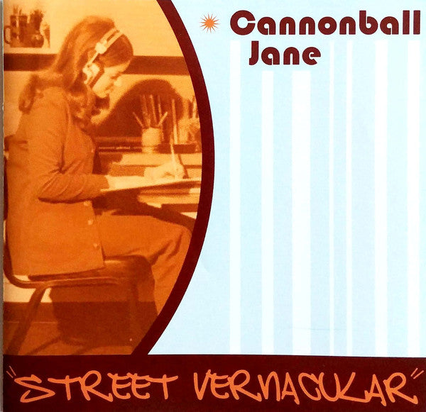 Cannonball Jane - Street Vernacular (CD, Album, RE) - NEW