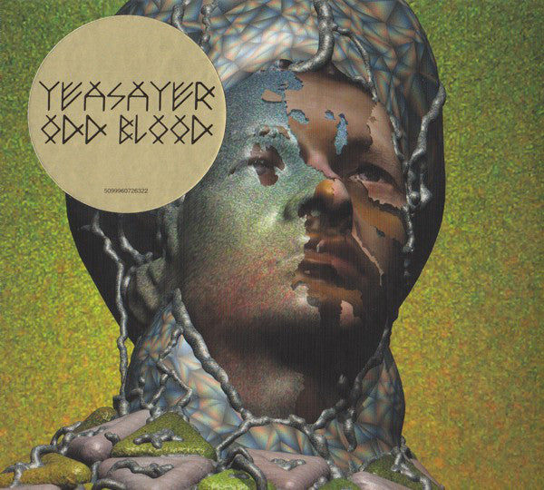 Yeasayer - Odd Blood (CD, Album) - USED