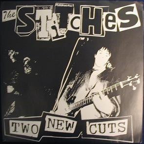 "The Stitches - Two New Cuts (7"", Cle) - USED"