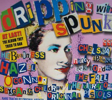 Various - Dripping With Spunk (CD, Comp) - USED