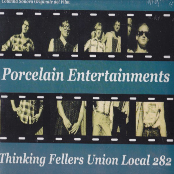 Thinking Fellers Union Local 282 - Porcelain Entertainments (LP, Album, RE) - USED