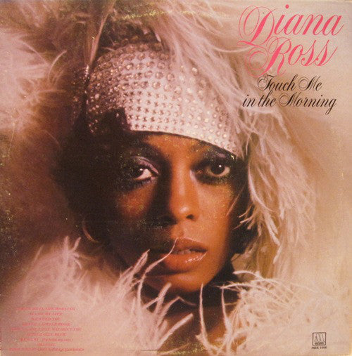 Diana Ross - Touch Me In The Morning (LP, Album) - USED