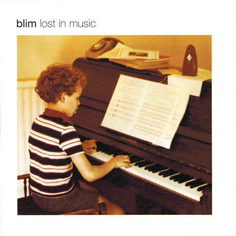 BLIM* - Lost In Music (CD, Album) - USED