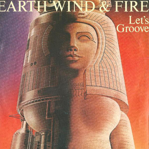 "Earth, Wind & Fire - Let's Groove (7"") - USED"