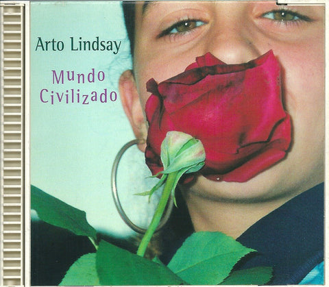 Arto Lindsay - Mundo Civilizado (CD, Album, Q P) - USED