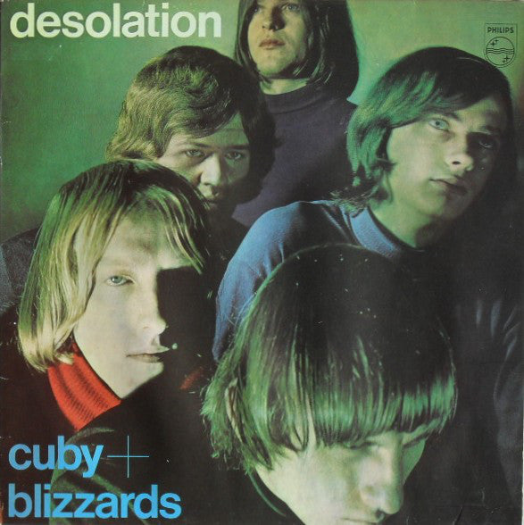 Cuby + Blizzards* - Desolation (LP, Album, RE) - USED