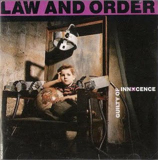 Law And Order - Guilty Of Innocence (LP, Album) - USED