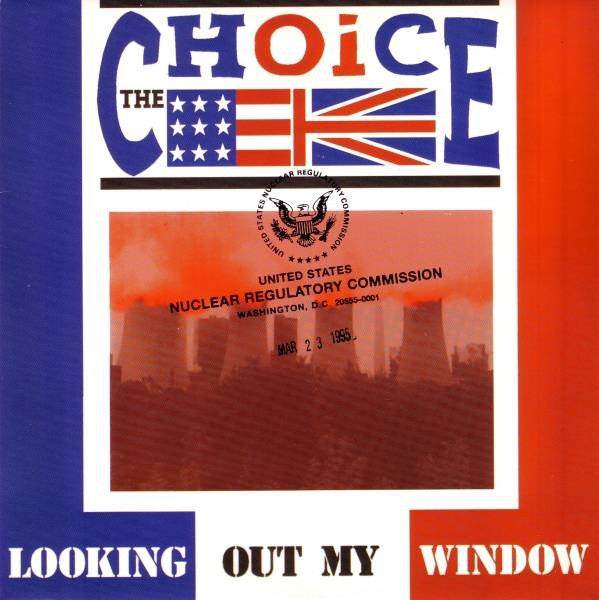 "The Choice (5) - Looking Out My Window (7"", EP) - USED"
