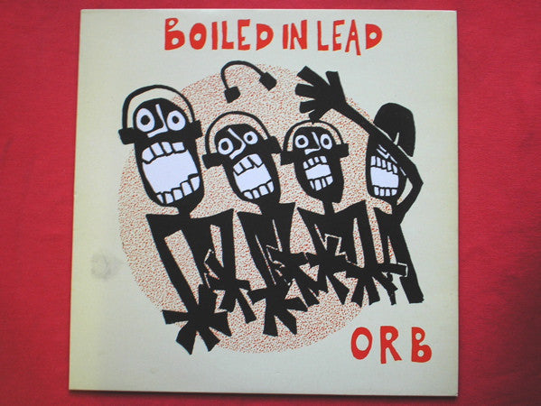 Boiled In Lead - Orb (LP, Album) - USED