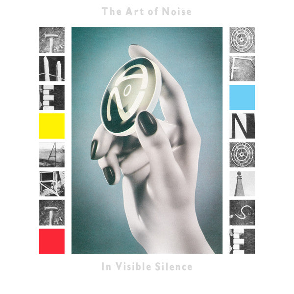 The Art Of Noise - In Visible Silence (LP) - USED