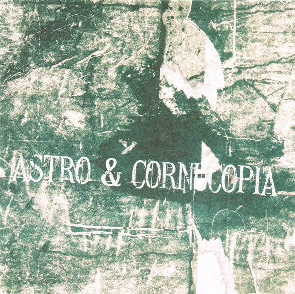 Astro & Cornucopia - Deep Wind (CD, Album, Ltd) - USED