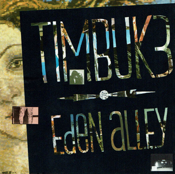 Timbuk 3 - Eden Alley (CD, Album) - USED