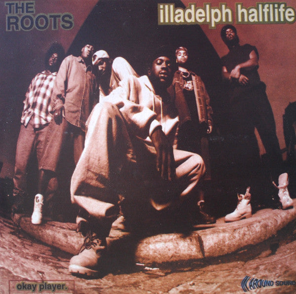 The Roots - Illadelph Halflife (2xLP, Album, Gat) - USED