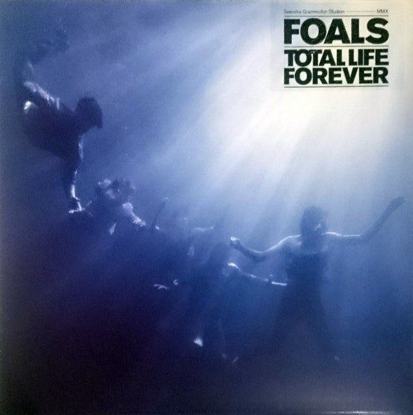 Foals - Total Life Forever (LP, Album) - NEW