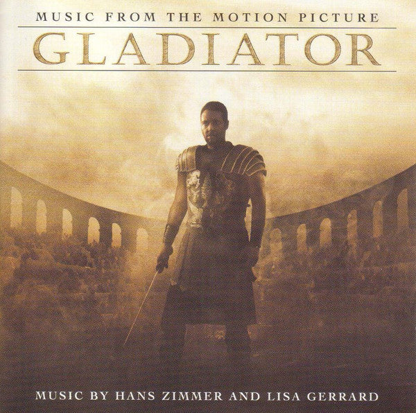 Hans Zimmer And Lisa Gerrard - Gladiator (Music From The Motion Picture) (CD, Album) - USED