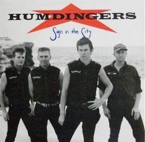"Humdingers - Sign In The City (12"", MiniAlbum) - USED"