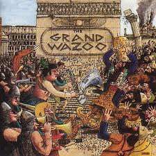 Frank Zappa And The Mothers - The Grand Wazoo (LP, Album) - USED