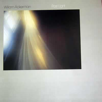 William Ackerman - Past Light (LP, Album) - USED