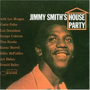 Jimmy Smith - House Party (CD, Album, RE, RM) - USED