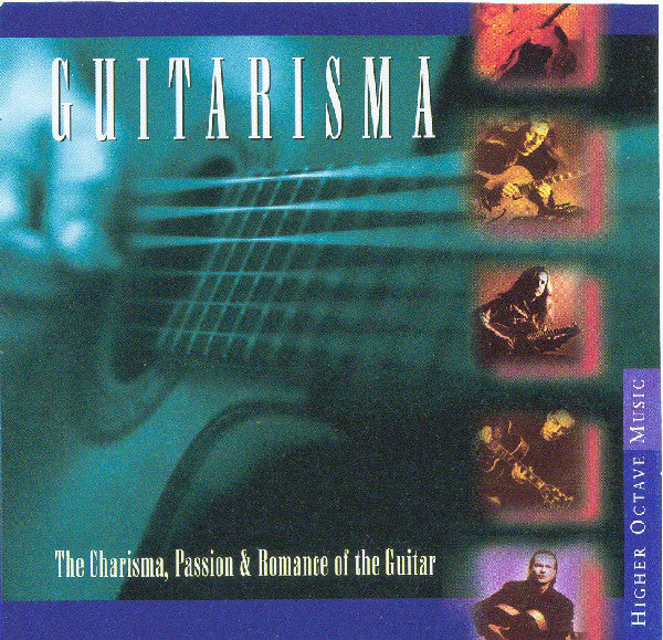 Various - Guitarisma (CD, Comp, RM) - USED