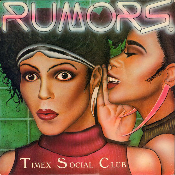 "Timex Social Club - Rumors (Remix) (12"") - USED"