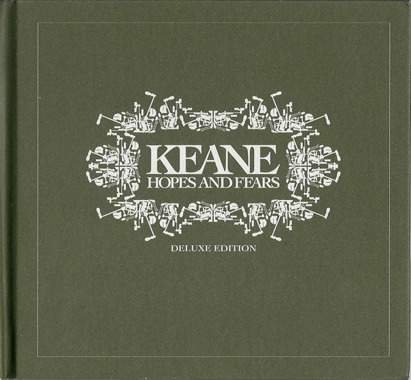 Keane - Hopes And Fears (2xCD, Album + Dlx) - USED