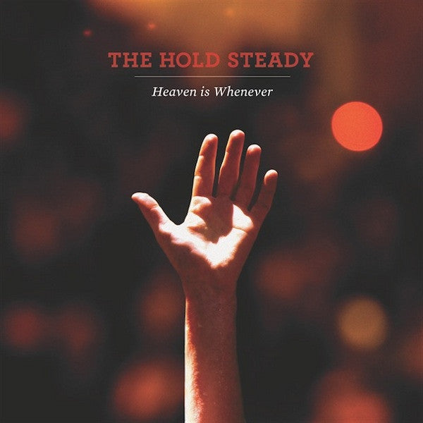 The Hold Steady - Heaven Is Whenever (CD, Album) - NEW