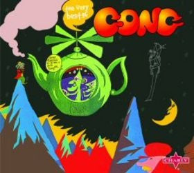 Gong - The Very Best Of Gong (CD, Comp, Dig) - USED