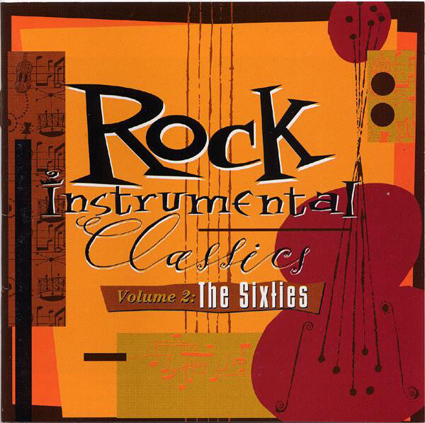Various - Rock Instrumental Classics, Vol. 2: The Sixties (CD, Comp, RM) - USED
