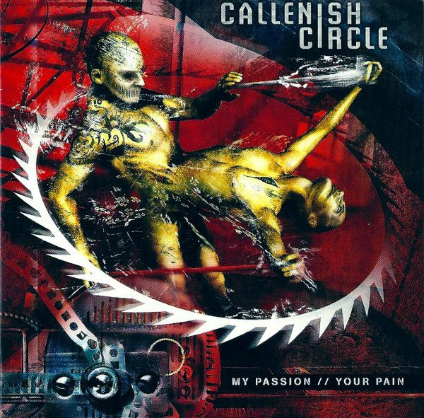 Callenish Circle - My Passion // Your Pain (CD, Album, Enh, Dig) - USED