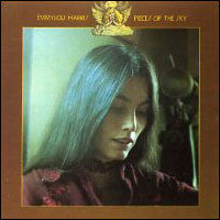 Emmylou Harris - Pieces Of The Sky (LP, Album, San) - USED