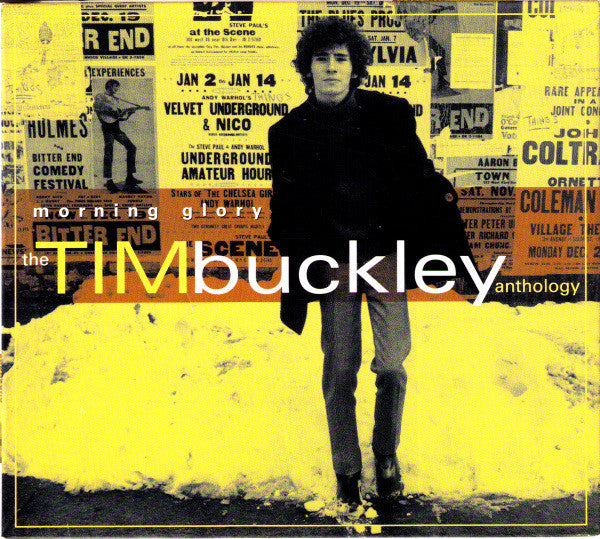 Tim Buckley - Morning Glory: The Tim Buckley Anthology (2xCD, Comp, RM) - USED