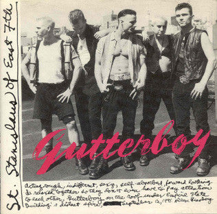 Gutterboy - Gutterboy (CD, Album) - USED