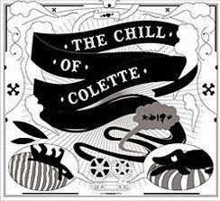 Various - The Chill Of Colette (CD, Comp) - USED