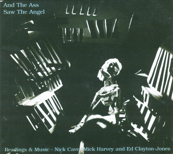 Nick Cave, Mick Harvey And Ed Clayton-Jones* - And The Ass Saw The Angel (CD, Album) - USED