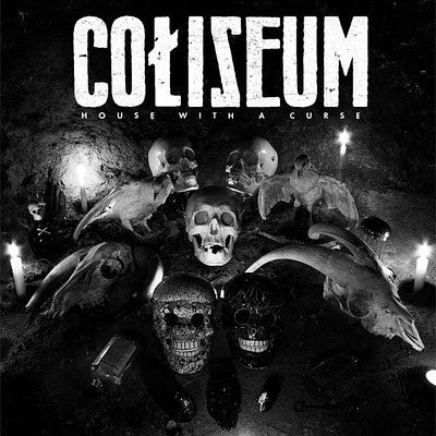 Coliseum (2) - House With A Curse (LP, Album, Ltd) - USED