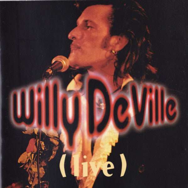 Willy DeVille - (Live) (CD, Album) - USED