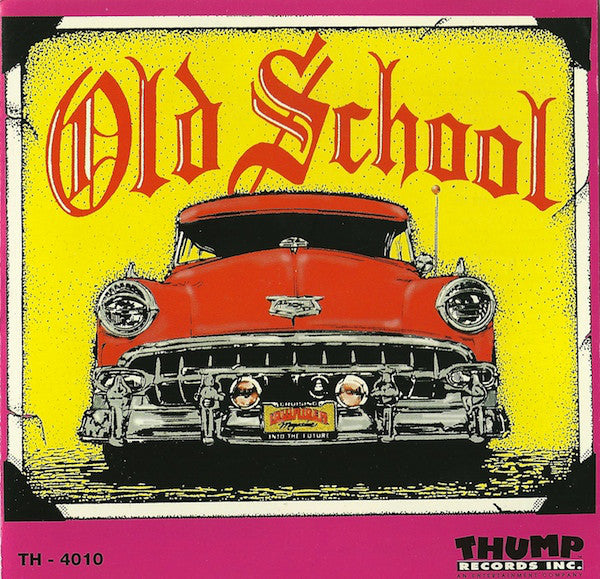 Various - Old School Volume 1 (CD, Comp) - USED