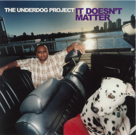 The Underdog Project - It Doesn't Matter (CD, Album) - USED