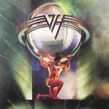 Van Halen - 5150 (LP, Album, Club) - USED