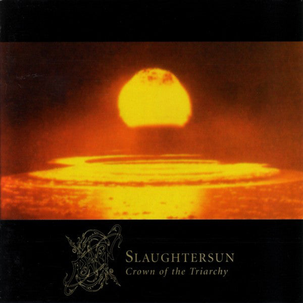 Dawn (8) - Slaughtersun (Crown Of The Triarchy) (2xCD, Comp, RE) - USED