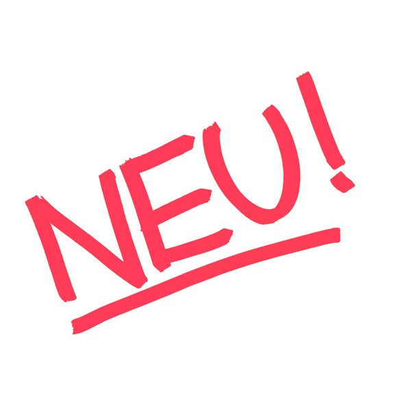 Neu! - Neu! (LP, Album, RE, Whi) - NEW