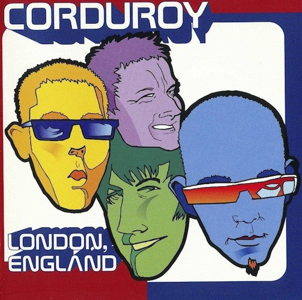 Corduroy - London, England (2xCD, Comp) - USED