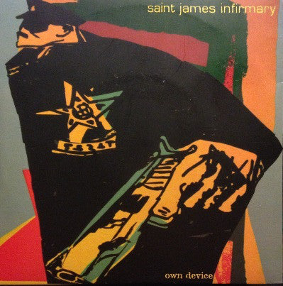 "Saint James Infirmary - Own Device (7"") - USED"