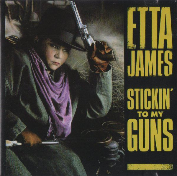 Etta James - Stickin' To My Guns (CD, Album, M/Print) - USED