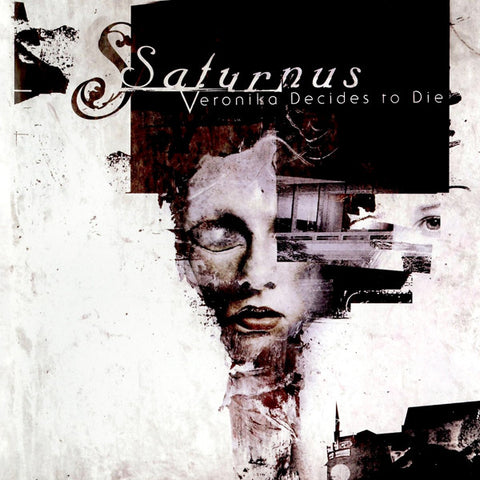 Saturnus - Veronika Decides To Die (CD, Album) - USED